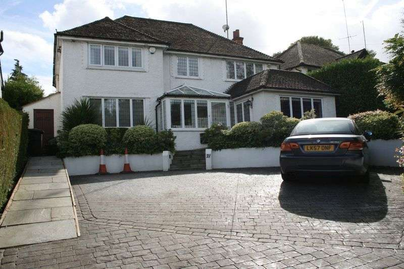 5 Bedrooms Detached House for sale in Stunning 5 Bedroom detached house Radlett WD7