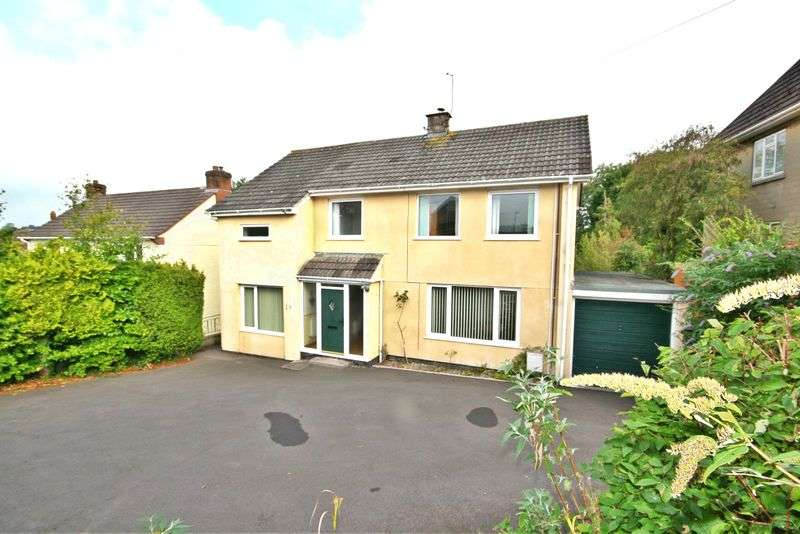 4 Bedrooms Detached House for sale in Frome Road, Radstock