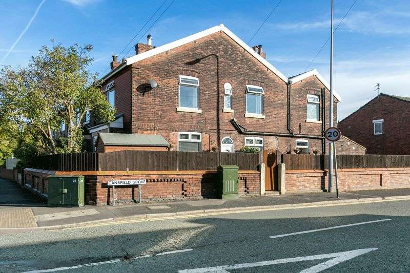 3 Bedrooms Terraced House for sale in Cansfield Grove, Ashton-in-Makerfield, WN4 9SE