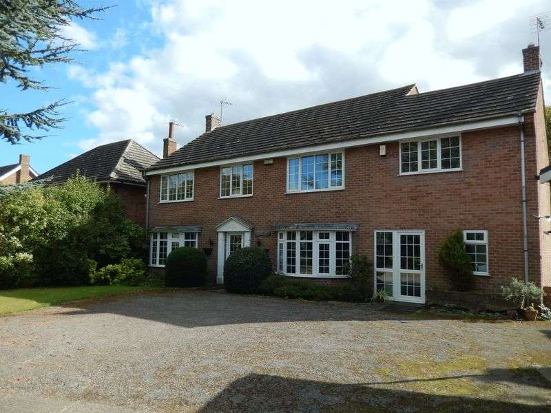 5 Bedrooms Detached House for sale in The Saucers, Scarrington
