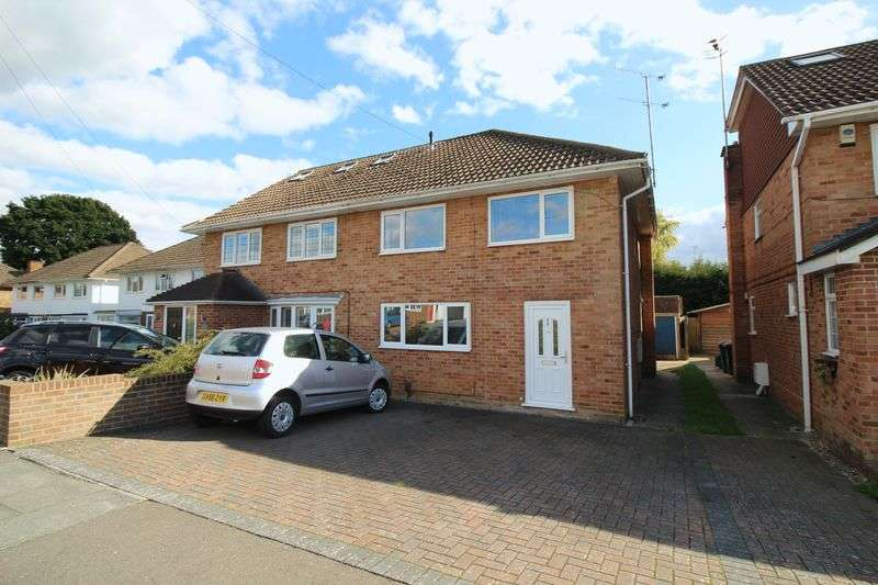 3 Bedrooms Semi Detached House for sale in Tilgate, Crawley