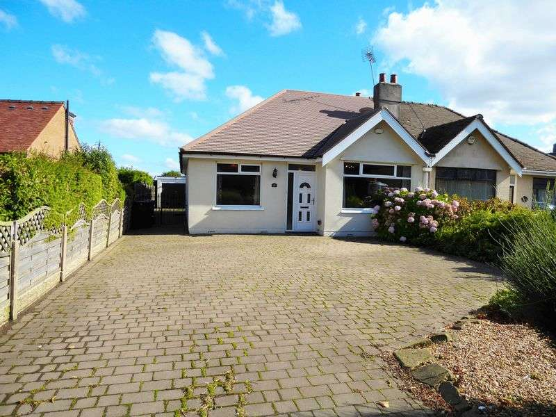 3 Bedrooms Semi Detached Bungalow for sale in Southport Road, Scarisbrick, Ormskirk