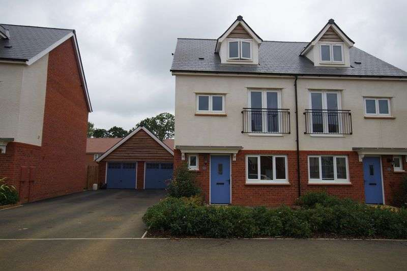 4 Bedrooms Semi Detached House for sale in Coate