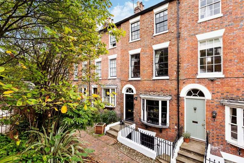 3 Bedrooms Terraced House for sale in Bedford Terrace, Tunbridge Wells