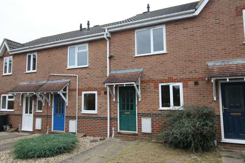 2 Bedrooms Terraced House for sale in Camelot Way, Gillingham