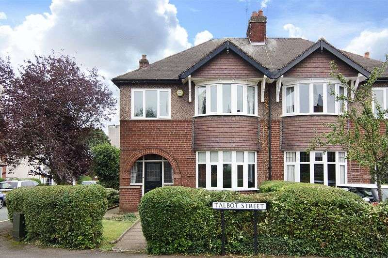3 Bedrooms Semi Detached House for sale in Talbot Street, Rugeley