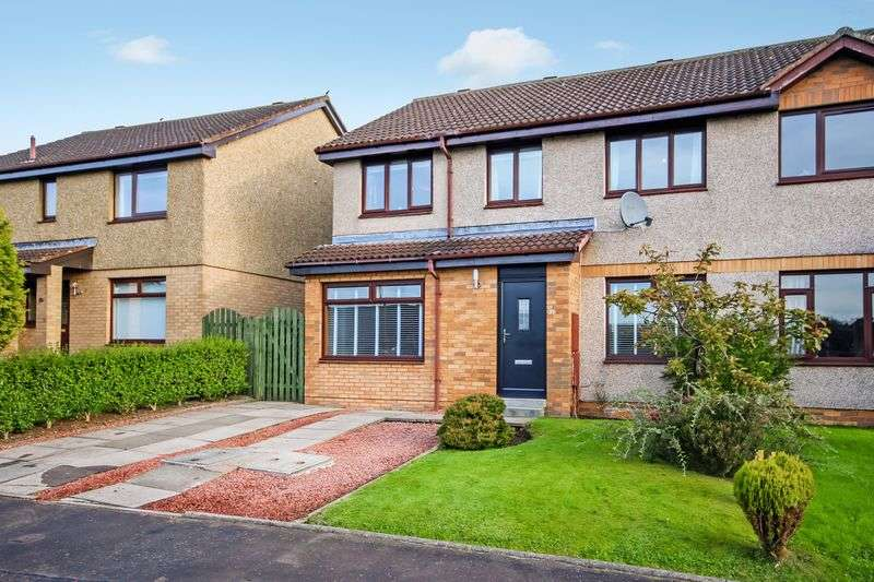 4 Bedrooms Semi Detached House for sale in 37 Sheriffs Park, Linlithgow