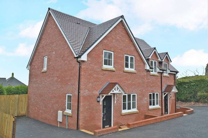 3 Bedrooms Semi Detached House for sale in Ridgeway Close, Newport