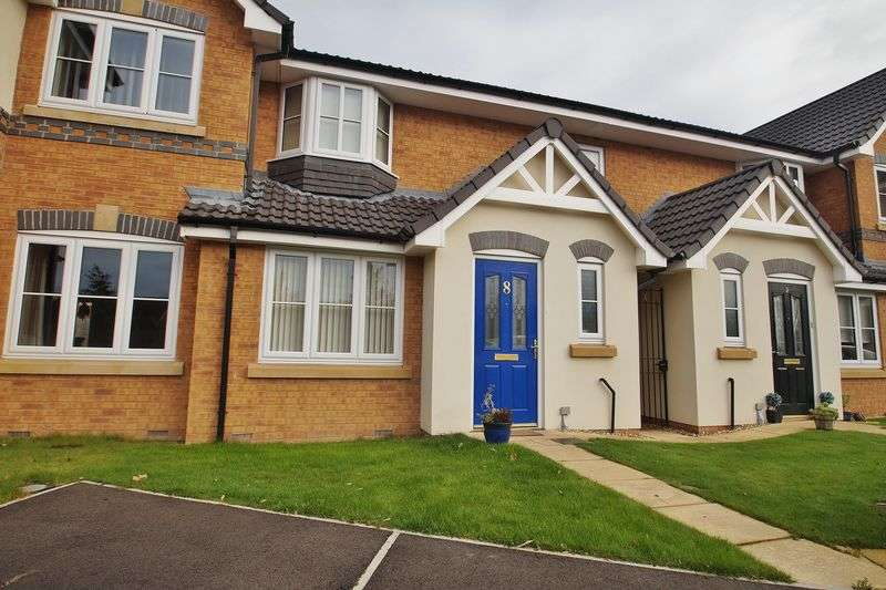 2 Bedrooms Terraced House for sale in Singleton Close, Marshside