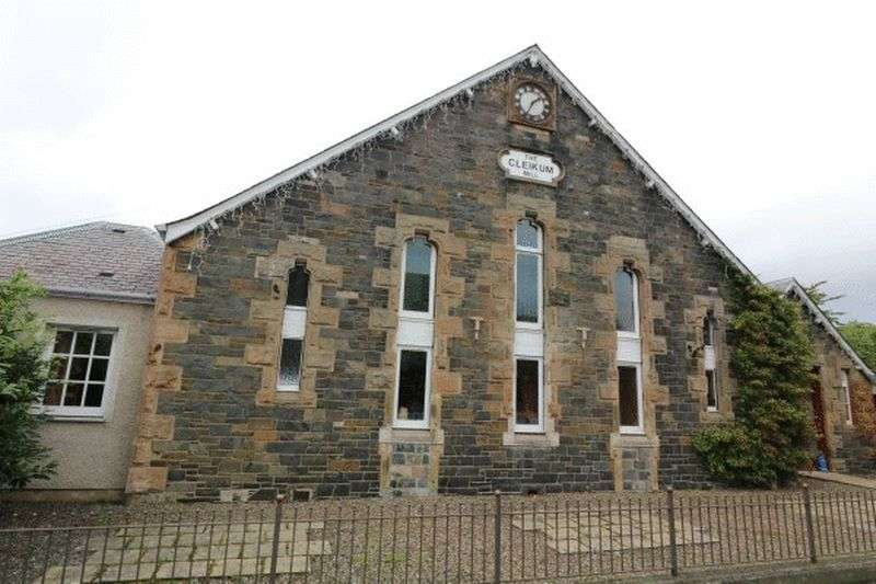 5 Bedrooms House for sale in CLOSING DATE 2/11/16 12 NOON - Old Cleikum Mill, High Street, Innerleithen