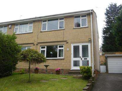 3 Bedrooms Semi Detached House for sale in Selworthy, Kingswood, Bristol