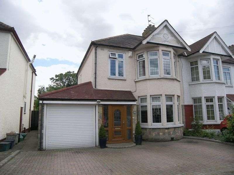 3 Bedrooms Terraced House for sale in GLENWOOD GARDENS, GANTS HILL IG2