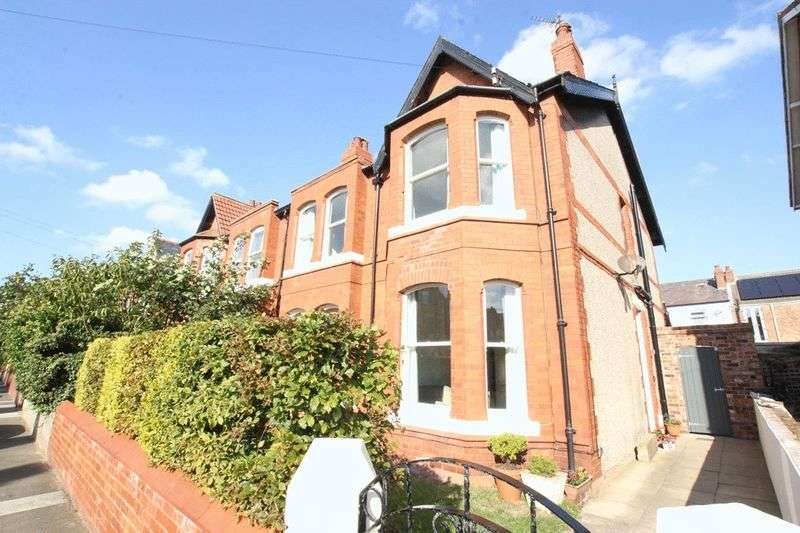 5 Bedrooms Semi Detached House for sale in Victoria Road, West Kirby, Wirral