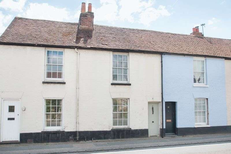2 Bedrooms Terraced House for sale in Fishbourne Road West, Chichester