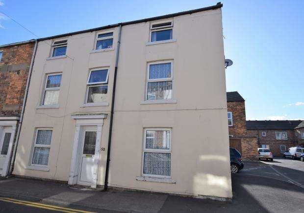 4 Bedrooms End Of Terrace House for sale in Durham Street, Scarborough, North Yorkshire YO12 7PX