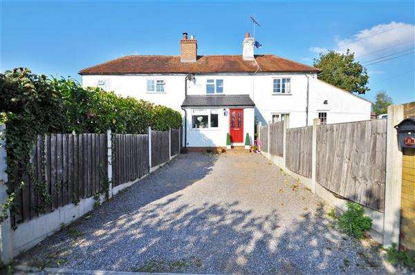 2 Bedrooms Terraced House for sale in Wateringbury ME18