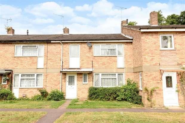 3 Bedrooms Terraced House for sale in Barrett Crescent, WOKINGHAM, Berkshire