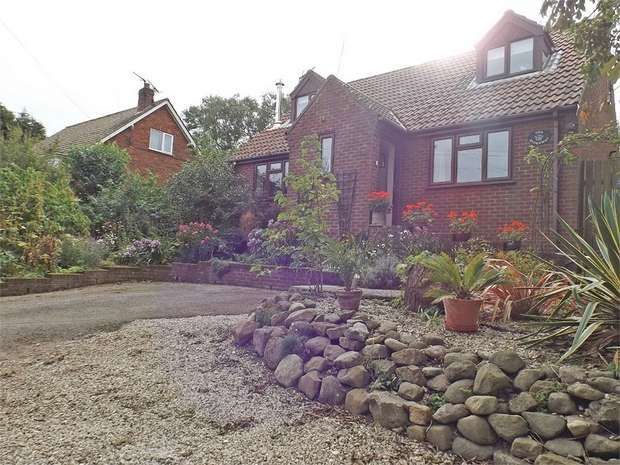 3 Bedrooms Detached Bungalow for sale in Cowton Lane, Reighton, Filey, North Yorkshire