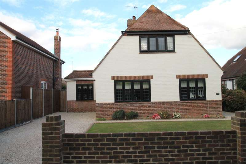 3 Bedrooms Detached Bungalow for sale in The Nookery, East Preston, Littlehampton, BN16