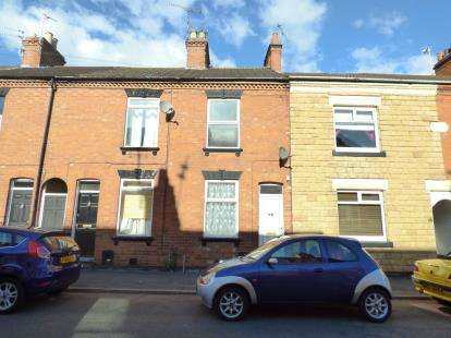 2 Bedrooms Terraced House for sale in Victoria Street, Wigston, Leicester, Leicestershire