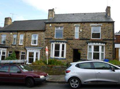 3 Bedrooms Terraced House for sale in Springvale Road, Sheffield, South Yorkshire