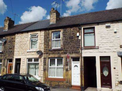 3 Bedrooms Terraced House for sale in Fielding Road, Sheffield, South Yorkshire