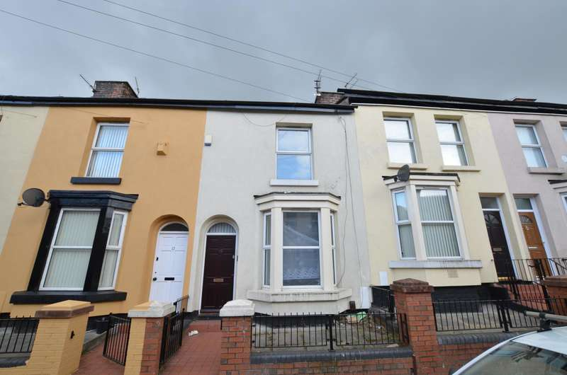 3 Bedrooms Terraced House for sale in Ullswater Street, Liverpool, Merseyside, L5