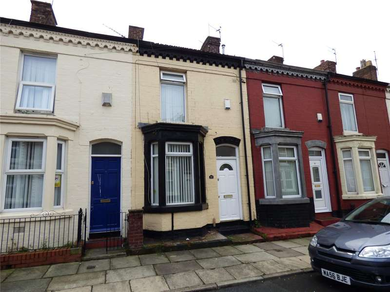 2 Bedrooms Terraced House for sale in Cromwell Road, Liverpool, Merseyside, L4