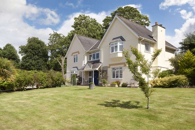 5 Bedrooms Detached House for sale in Beech House, 4 Treveor Gardens, Modbury