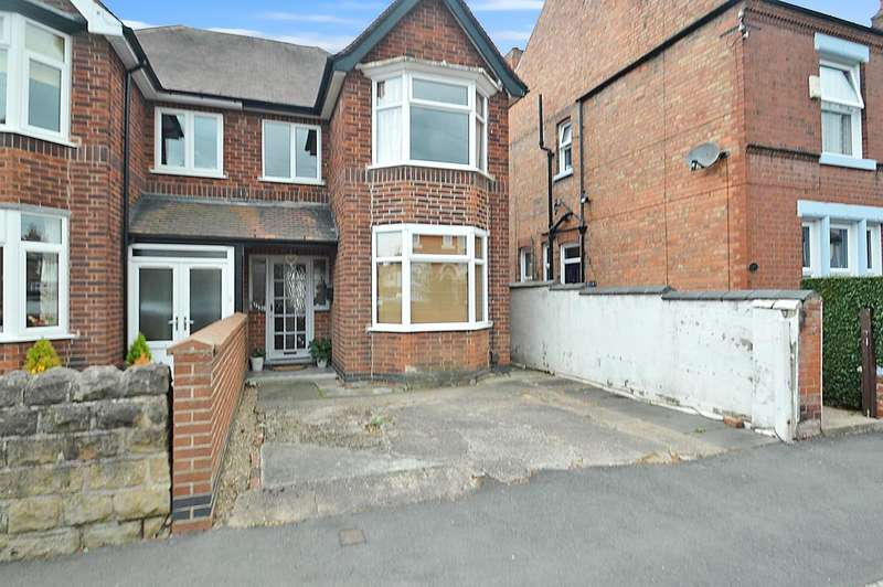3 Bedrooms Property for sale in Curzon Street, Long Eaton