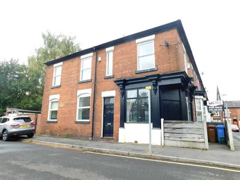 2 Bedrooms Property for sale in Bowdon Street, Edgeley, Stockport
