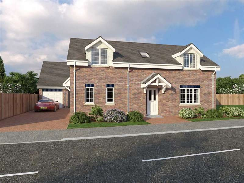 Property for sale in Glanfryn Court, Heol Cwmmawr, Drefach, Nr Cross Hands