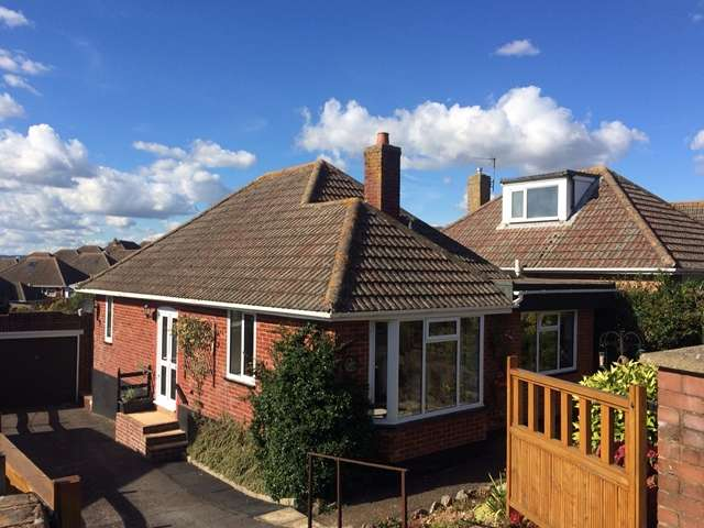 3 Bedrooms Detached Bungalow for sale in Mount Pleasant Avenue, Exmouth