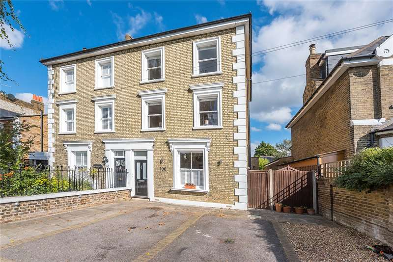 5 Bedrooms Semi Detached House for sale in Church Road, Teddington, TW11