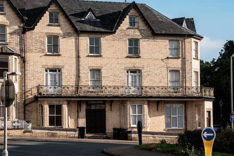 1 Bedroom Apartment Flat for sale in Cadwallder, Park Crescent, Llandrindod Wells