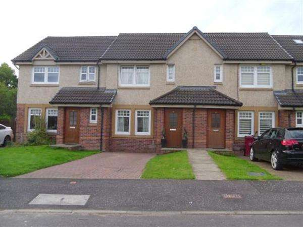 2 Bedrooms Terraced House for sale in Westfarm Avenue, Cambuslang