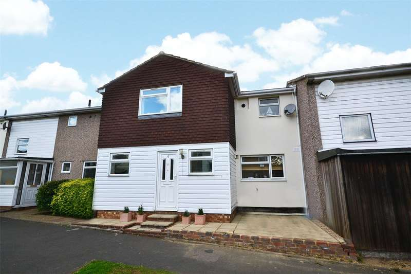 4 Bedrooms Terraced House for sale in Greenhow, Bracknell, Berkshire, RG12