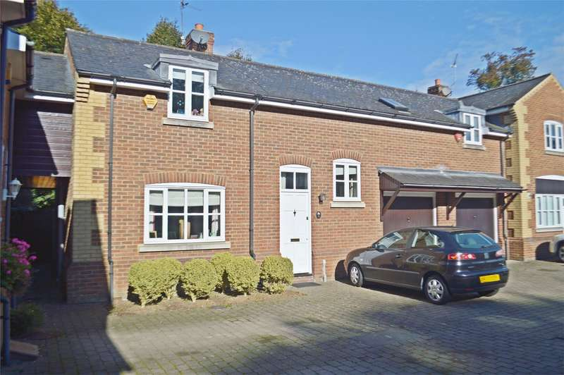 3 Bedrooms Semi Detached House for sale in Sherrards Mews, WELWYN GARDEN CITY, Hertfordshire