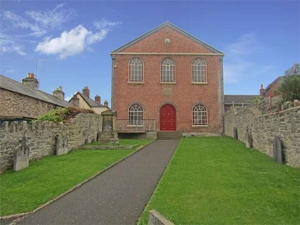 5 Bedrooms Detached House for sale in Henllan Street, Denbigh