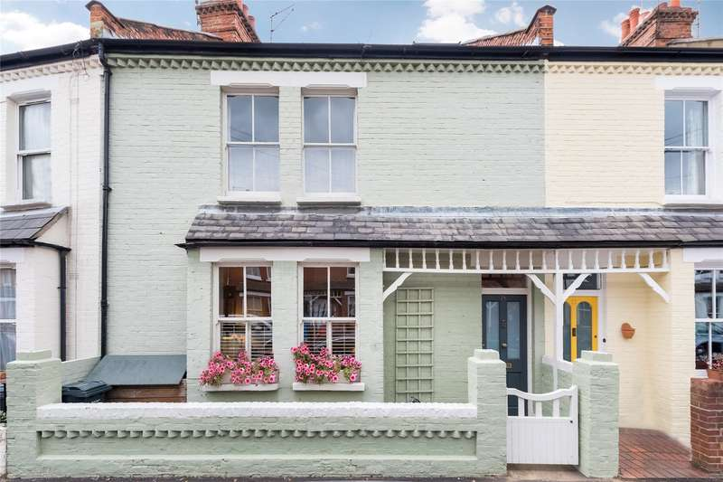 4 Bedrooms Terraced House for sale in Oxford Gardens, London, W4