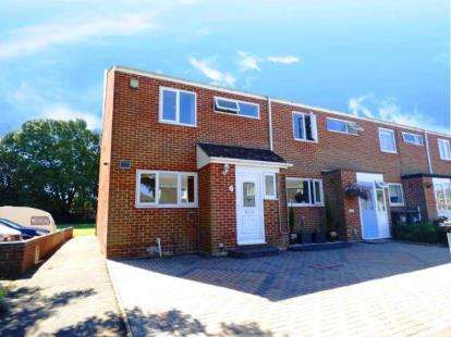 3 Bedrooms End Of Terrace House for sale in Alverstoke, Gosport, Hampshire