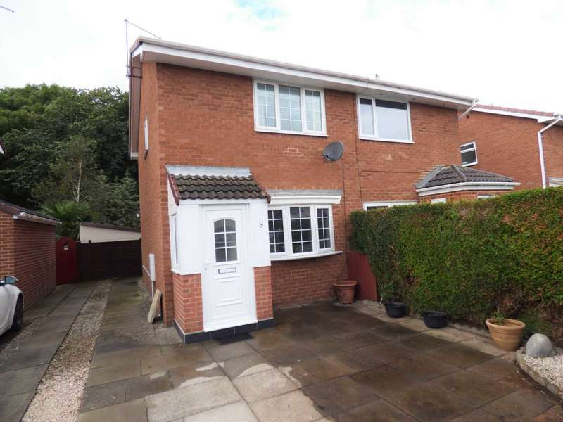 2 Bedrooms Semi Detached House for sale in Skerries Crescent, Redcar