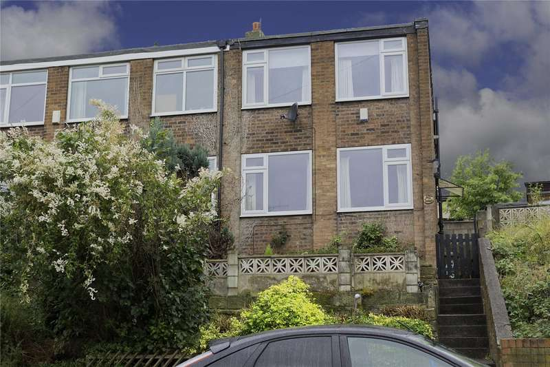2 Bedrooms End Of Terrace House for sale in Lancastre Grove, Kirkstall, Leeds, LS5