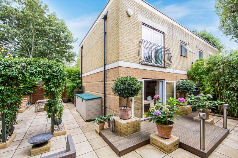 2 Bedrooms House for sale in Westwood Mews, Bow