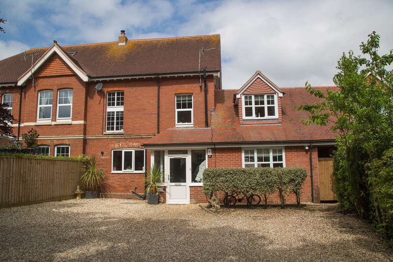 4 Bedrooms Semi Detached House for sale in Stevenstone Road, Exmouth