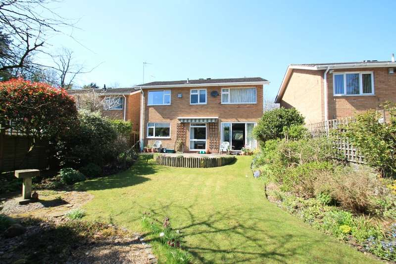 4 Bedrooms Detached House for sale in Kesteven Close, Edgbaston, B15 2UT