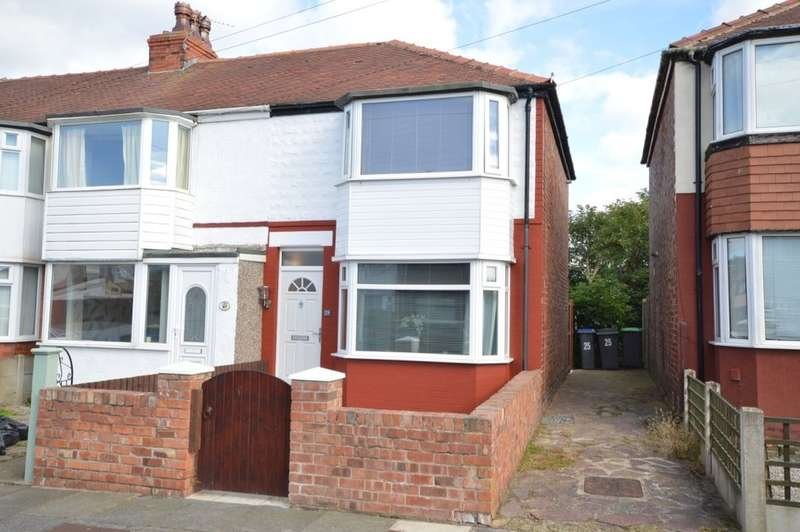 2 Bedrooms End Of Terrace House for sale in Westbank Avenue, Marton