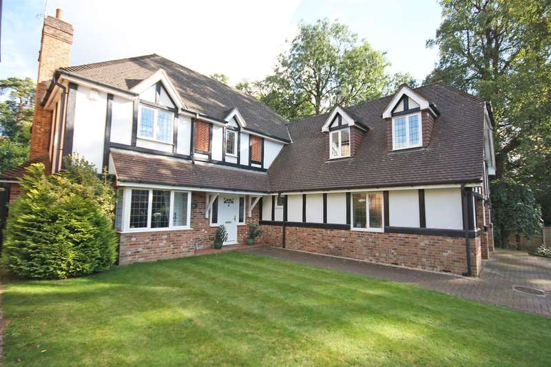 5 Bedrooms Property for sale in Raglan Road, Reigate