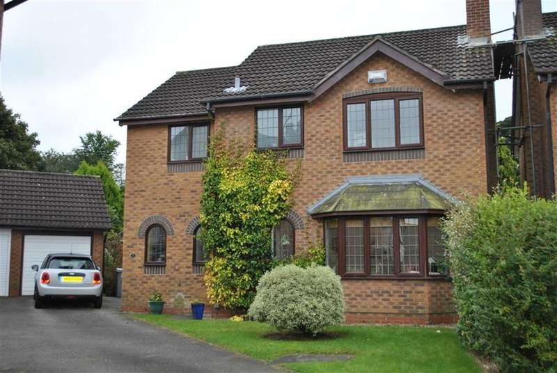 4 Bedrooms Property for sale in Melford Drive, Tytherington, Macclesfield