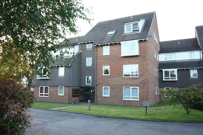 1 Bedroom Flat for sale in WORDSLEY, Bracken Park Gardens